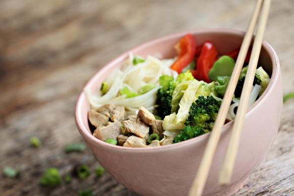 Ázsiai receptek: pulykával a világ körül