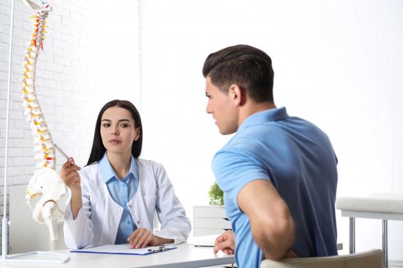 3 diagnosztikai lépés a derékfájdalom okaira