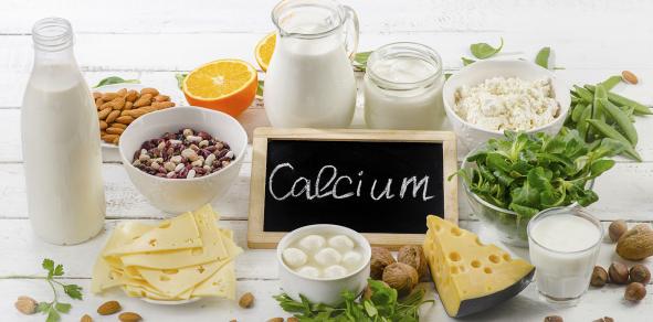 A kalcium, az idegrendszer működéséért