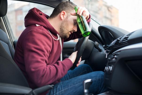 Az ittas vezetés veszélyeire hívják fel a figyelmet