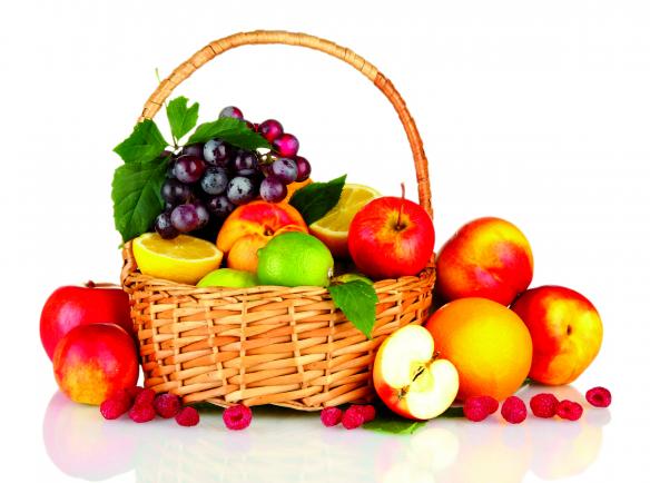 Óvatosan a gyümölcsökkel!