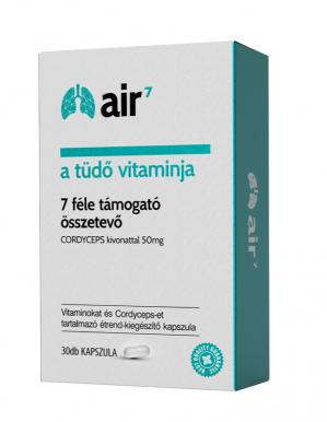 Magyar fejlesztésű tüdővitamin-készítmény