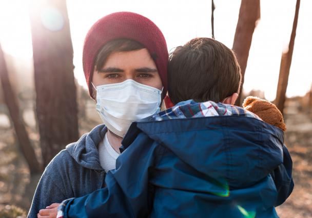 Sok a szorongó fiatal a járvány miatt