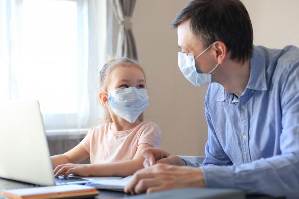 Az immunrendszerük védi meg a gyerekeket