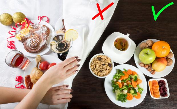 Diabétesszel az ünnepek alatt