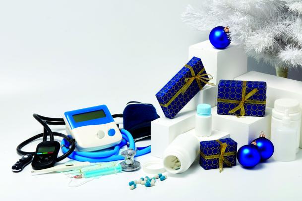 Ajándékozzon vérnyomásmérőt karácsonyra!