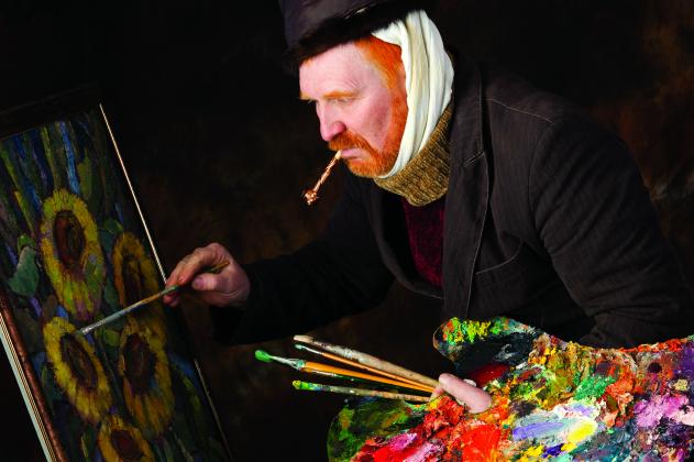 Delíriumot tapasztalhatott meg Van Gogh