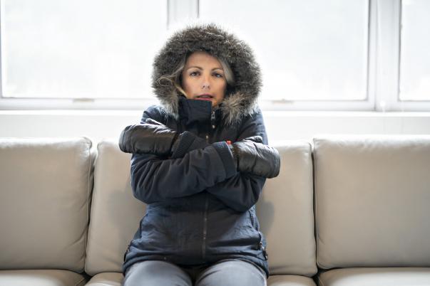 Szívtáji fájdalmakat is okozhat a hideg