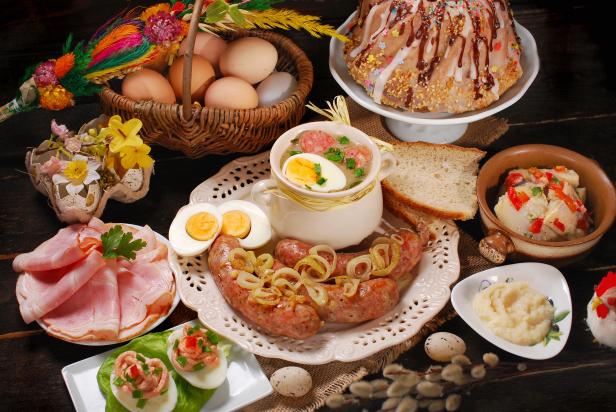 Mit ne fogyasszon húsvétkor?