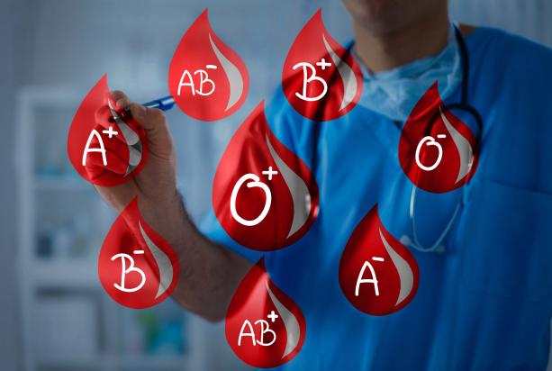 Az A és az AB vércsoportúak veszélyeztettebbek