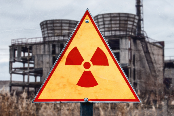 A csernobili sugárzás nem terjed
