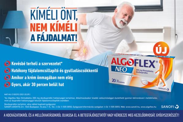 Kíméletes, de hatékony fájdalomcsillapítás 60 év felett