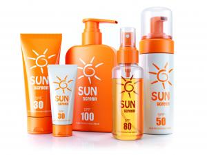 Nyár, napsütés, fényvédők…