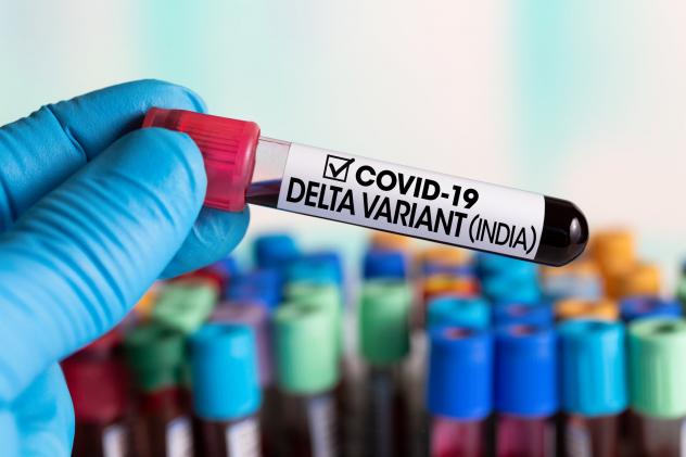 Allergiaszerű tüneteket is okoz a delta vírusmutáns