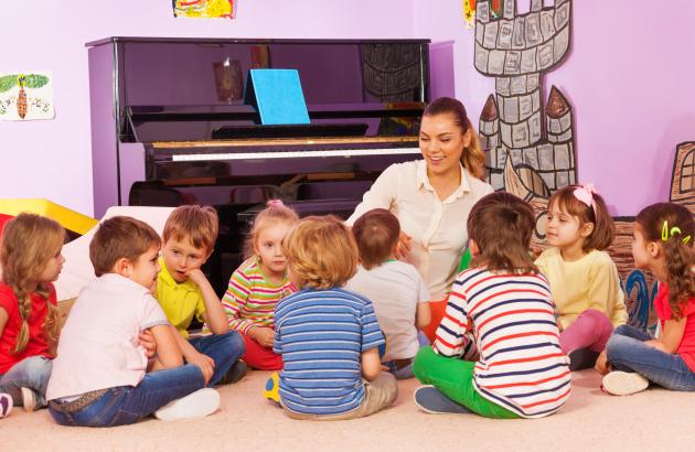 Játékok a beszéd- és a hallás fejlesztéséhez