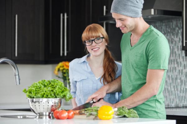 Egészségesebben étkeznek, akik saját maguk főznek