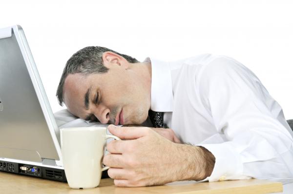 A fárasztó munkától rosszul alszunk