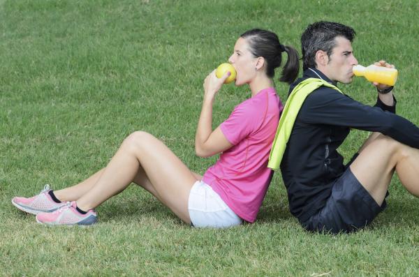 Sporttáplálkozásról részletesen
