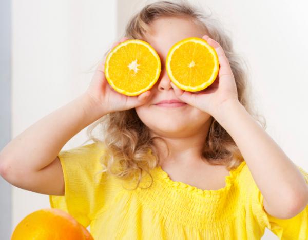 Narancs, a vitaminbomba