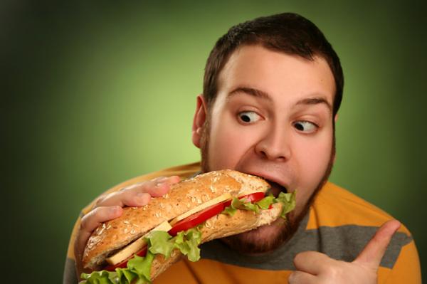 Ha gyorsan eszünk, nem lakunk jól