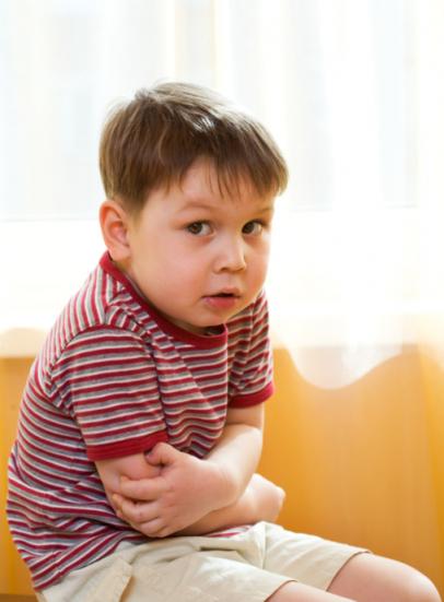 Székrekedés gyermekkorban