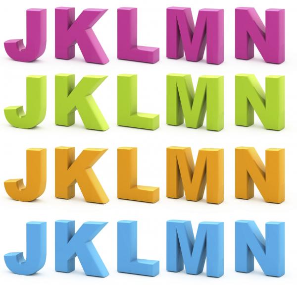 Szinesztézia - színes hangok, illatos betűk
