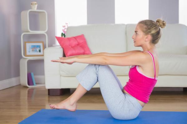 Pilates gyakorlatok a formás idomokért