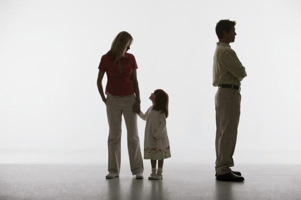 Az apa szerepe a válás után