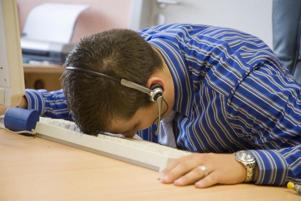 A munkahelyi kiégésről