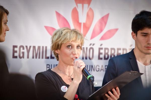 Budapest is táncolt az erőszak ellen