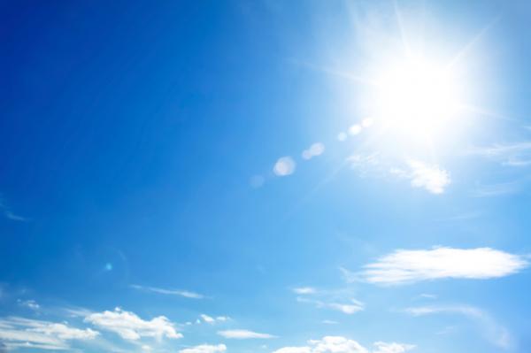 A meleg miatt ózonnal szennyezett a levegő