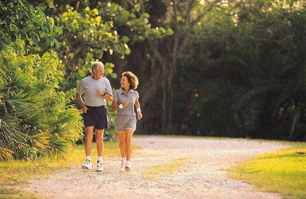 Sporttal kezeljük a magas vérnyomást!