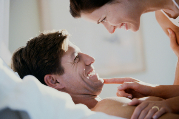 A férfiak is szokták színlelni az orgazmust