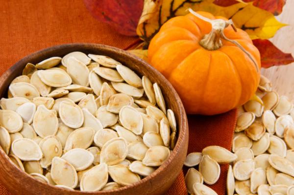 Tökmaggal az őszi depresszió ellen