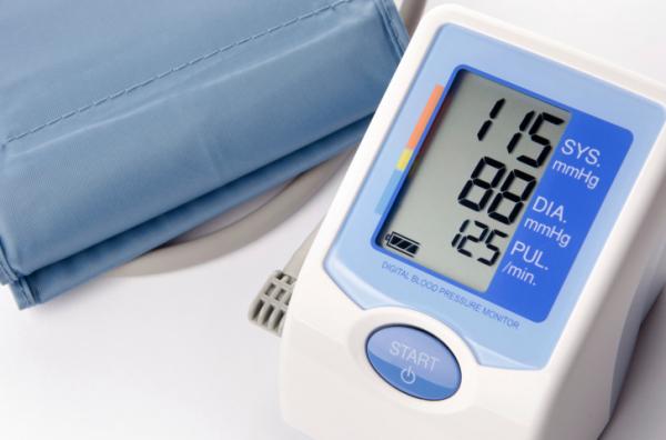 magas vérnyomás nyomáskülönbség