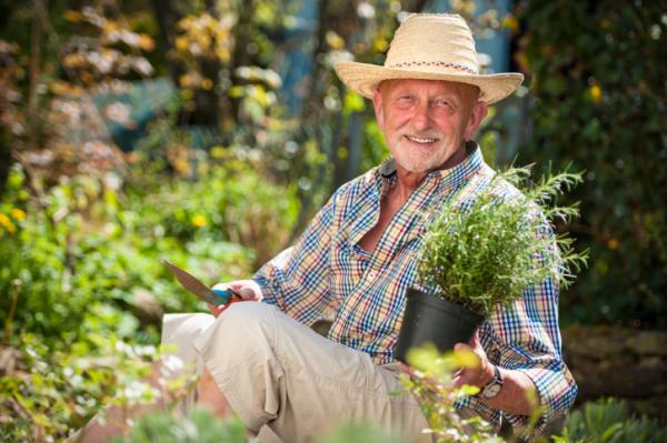 Kertészkedjünk, hogy sokáig éljünk!