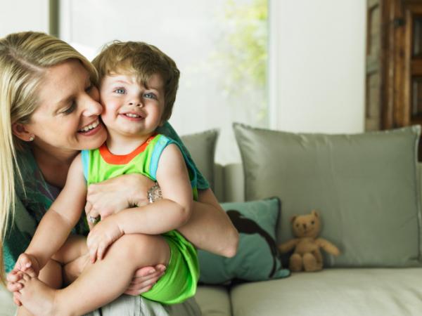 Az önfeláldozó szülők boldogabbak