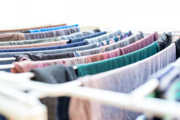 A beltéri ruhaszárítás átka
