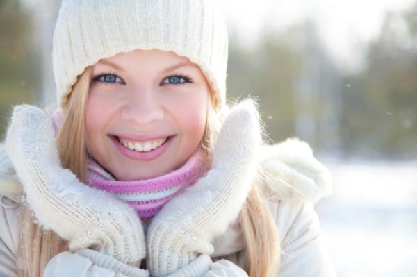 Arccal a hidegnek - Téli bőrápolás