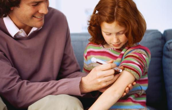 Amikor a gyerek cukorbeteg…