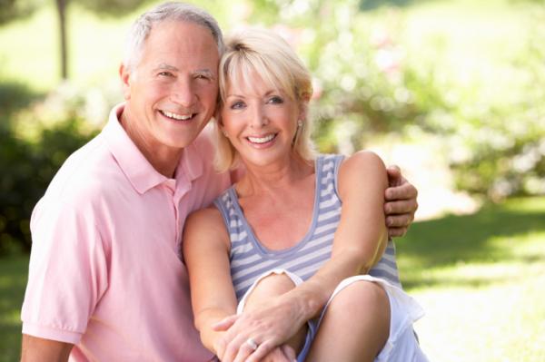 Aki boldog, az nem öregszik meg - 60 felett a férfiak...