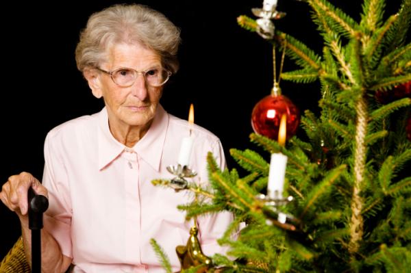 Egyetlen őszinte mosoly életmentő lehet karácsonykor