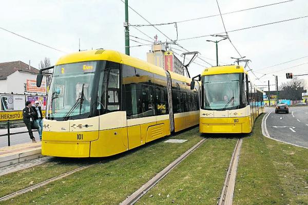 Vírusölő villamosok Szegeden - Biztonságos tömegközlekedés