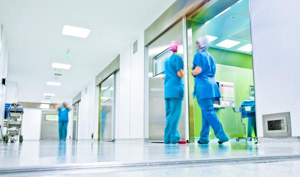 A kórházi fertőzésekről