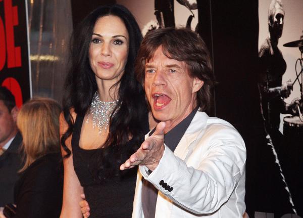 Depressziója miatt lett öngyilkos Mick Jagger barátnője