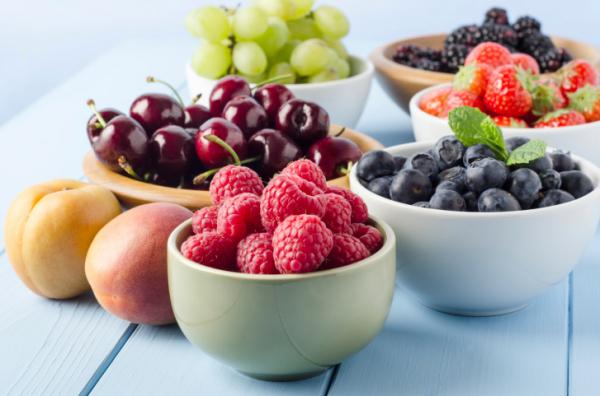 A gyümölcs illata is elég az egészséghez