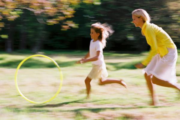 Aktívabb anyának a gyermeke is többet mozog
