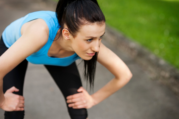 Egy kis futás miatt is levegő után kapkod? Lehet, ez a gond