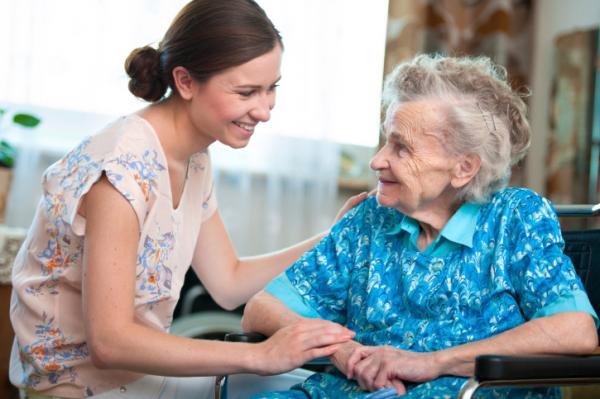 Demencia - Pár kedves szó is segítség!