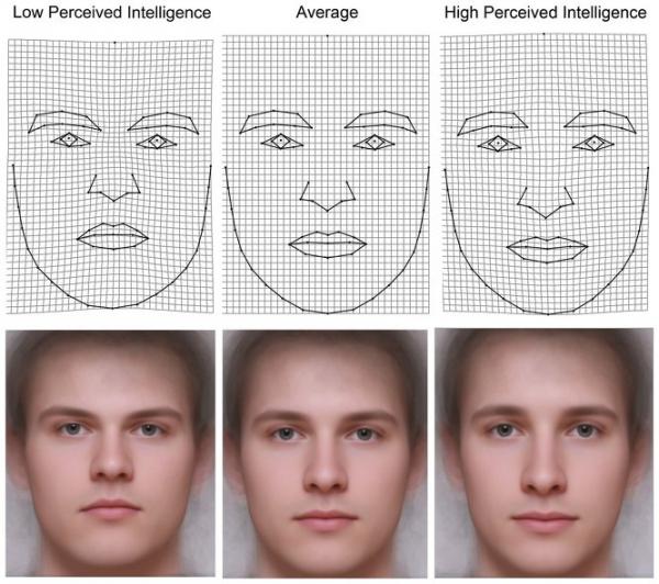 Így néz ki egy intelligens férfi